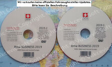 BMW Update DVD Road Map Europe Business 2019 DVD1+DVD2