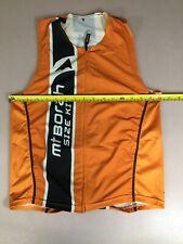 Borah Teamwear Mens Size Large L Tri Triathlon Top (6910-119)