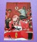 altes Foto Michael Schumacher Ferrari, Monza Testfahrten 2004