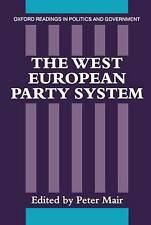 The West European Party System (Oxford Readings in Politics and-ExLibrary