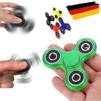 Hand Spinner Finger Fidget Spinner  für Erwachsene Kinder Anti Stress Grün