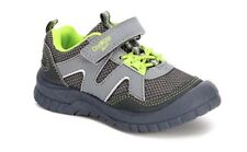 Oshkosh B'gosh Toddler Boys Athletic Shoes Size 5 Grapple-B Gray/Neon NEW $40