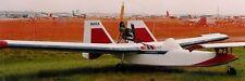 XTC Hydrolight Diehl AeroNautical Airplane Wood Model Replica Large FreeShipping