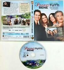 Stanno tutti bene (1990) DVD Robert De Niro Versione Vendita