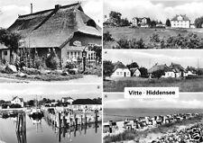 AK, Insel Hiddensee, Vitte, fünf Abb., 1982