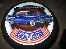 57 Chevrolet  - American Classic  -  BAR STOOL- CHROME GAS LIFT!
