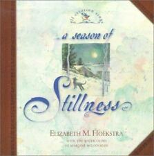 Season of Stillness Gladness Rejoicing Grace Elizabeth Hoeksta HCs Like-new