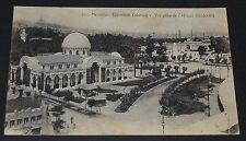 CPA CARTE POSTALE 1906 MARSEILLE EXPO COLONIALE SOCIETE PHILANTROPIQUE COMMIS