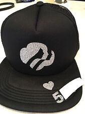 Girl Scouts Trucker Hat - Brand New! Personalize With Troop Number! With Glitter