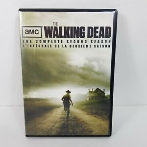 The Walking Dead - The Complete 2nd Season (DVD, 2012, Canadian)