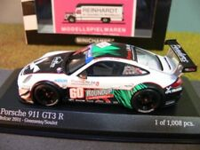 1/43 Minichamps Porsche 911 GT3 R Prospeed Competition Belcar 2011 400 118960