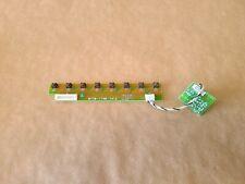 """0170-1740-1412 Key Controller Board for Vizio 32"""" TV"""