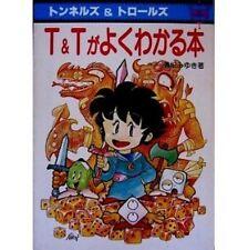 Tonnels & Trawl T&T ga Yokuwakaru Hon (Gendai Kyouyou Bunko) game book / RPG