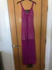 Bebe Cerise Pink Summer Dress