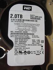 Western Digital 2 TB WD20EADS-00S2B0  | DCM: HARCHV2AA | 09NOV2013 | PCB OK