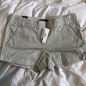 "NWT - J.Crew 3"" Chino Shorts - Size 8"