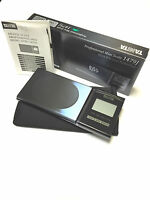 Tanita 1479J Digital Scale - 0.01g x 200g -Slimmer than 1579 - BNIB Pocket Scale