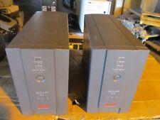 lot of 2 OEM APC Back-Ups XS 900 model BX900R 8-Outlet (No battery)