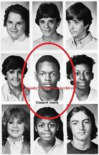 1984 High School Yearbook w/ Dallas Cowboys Football Star Emmitt Smith~12 Photos