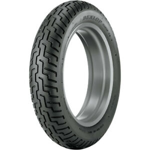 Dunlop D404 Series Front 110/90-19 Blackwall Motorcycle Tire