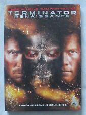 VENDS DVD TERMINATOR RENAISSANCE
