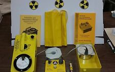 PREPPER CDV-717 RADIATION DETECTION KIT GEIGER SURVEY METER
