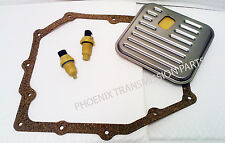 A606 606 42LE Transmission Filter Kit with Speed Sensors Dodge Chrysler 1993 Up