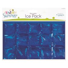 Reusable Ice Pack are flexible making it easy to place them into picnic and food