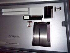 S.T.Dupont James Bond 007 Black PVD Collectors 4 pieces
