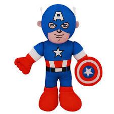 Superhero Squad Marvel Captain America Plush 18 INCHES!