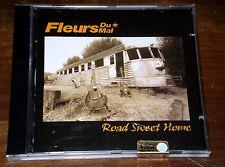 ROAD SWEET HOME Fleurs Du Mal Rock Blues Swing R&B Funky CD il Manifesto 2001