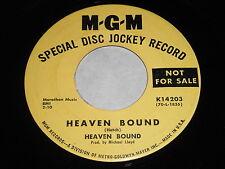 Heaven Bound: Heaven Bound 45 - MGM - Pop Psych