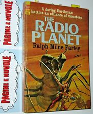 farley - THE RADIO PLANET - Ace Books - sf in inglese (3°)