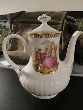 Grande Cafetière Porcelaine Allemande