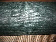 GREENHOUSE SHADE NETTING - 5m x 1.2m - WINDBREAK - FREE P&P