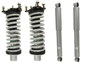 Complete Strut Spring Assembly Shocks for 02-12 Jeep Liberty