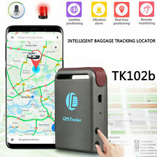 Mini Car GPS Tracker Real Time Tracking Locator Device Voice Record