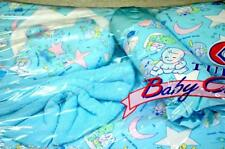 Baby Set Cot Crib Bed100% Cotton Soft Positioner Sleep Cover Mattress Pillow