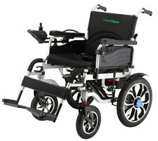 New Electric Portable Wheelchair 500W Easy Folding, FREE DELIVERY - Green Power