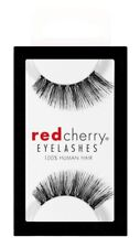 Red Cherry #48 Lashes - 100% Human Hair False Eyelashes - High Quality Lashes!