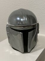Disneyland The Mandalorian Helmet Ceramic Mug Cup Lid Star Wars Sold Out New