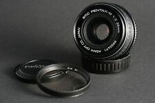 SMC Pentax M 1:2 35mm mit Pentax K Bajonett SMC Pentax-M 1:2/35mm; gebraucht