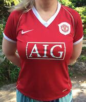MANCHESTER UNITED Football Shirt 2006/07 Maillot Soccer Jersey Trikot Camiseta