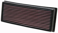 K&N Replacement Air Filter Ford Escort Mk3 incl Cabrio 1.6i (1982 > 1985)