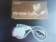 PS-RGB Cable for Playstation - Cavo TV SCART - PLAYSTATION