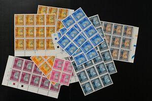 Hong Kong 1992-1997 definitive stamps ALL VF MNH fv$134.90hkd=$18.00usd (v069)