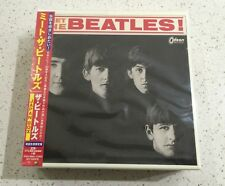THE JAPAN BOX SET by The Beatles 50th ANNIVERSARY DELUXE JAPANESE EDITION