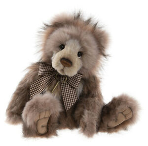 Russell by Charlie Bears - plush jointed collectable teddy bear - CB212120C