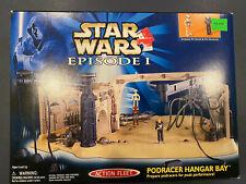 STAR WARS Episode 1 * Action Fleet * Podracer Hanger Bay * 1999