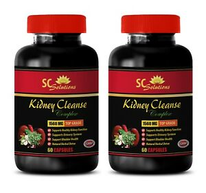 Anti-aging powder - KIDNEY CLEANSE COMPLEX - Immune system support - 2 Bottles